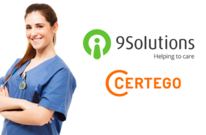9Solutions signs resale agreement with CERTEGO - the Nordic leading provider of security solutions