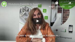 9Solutions laajenta toimintaansa Ruotsiin