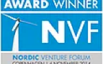 Award winner NVF Nordic venture forum