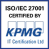 KPMG ISO 27001 cert services