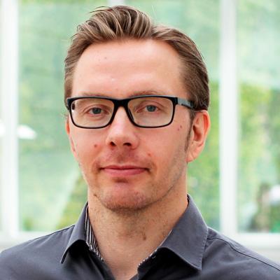 Esko Piippo, Asiakaspäällikkö, palveluasuminen